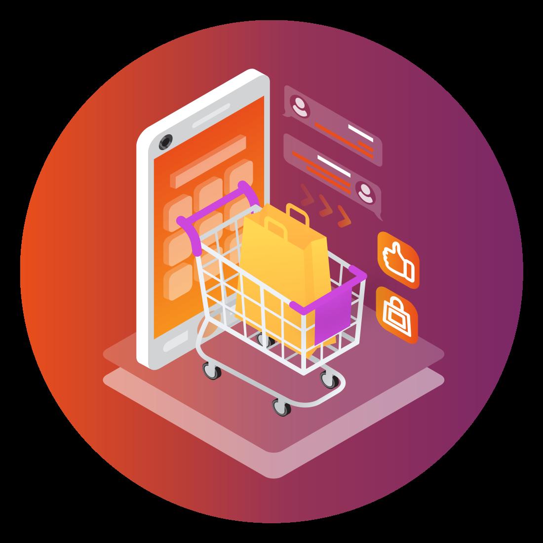 service image ecommerce