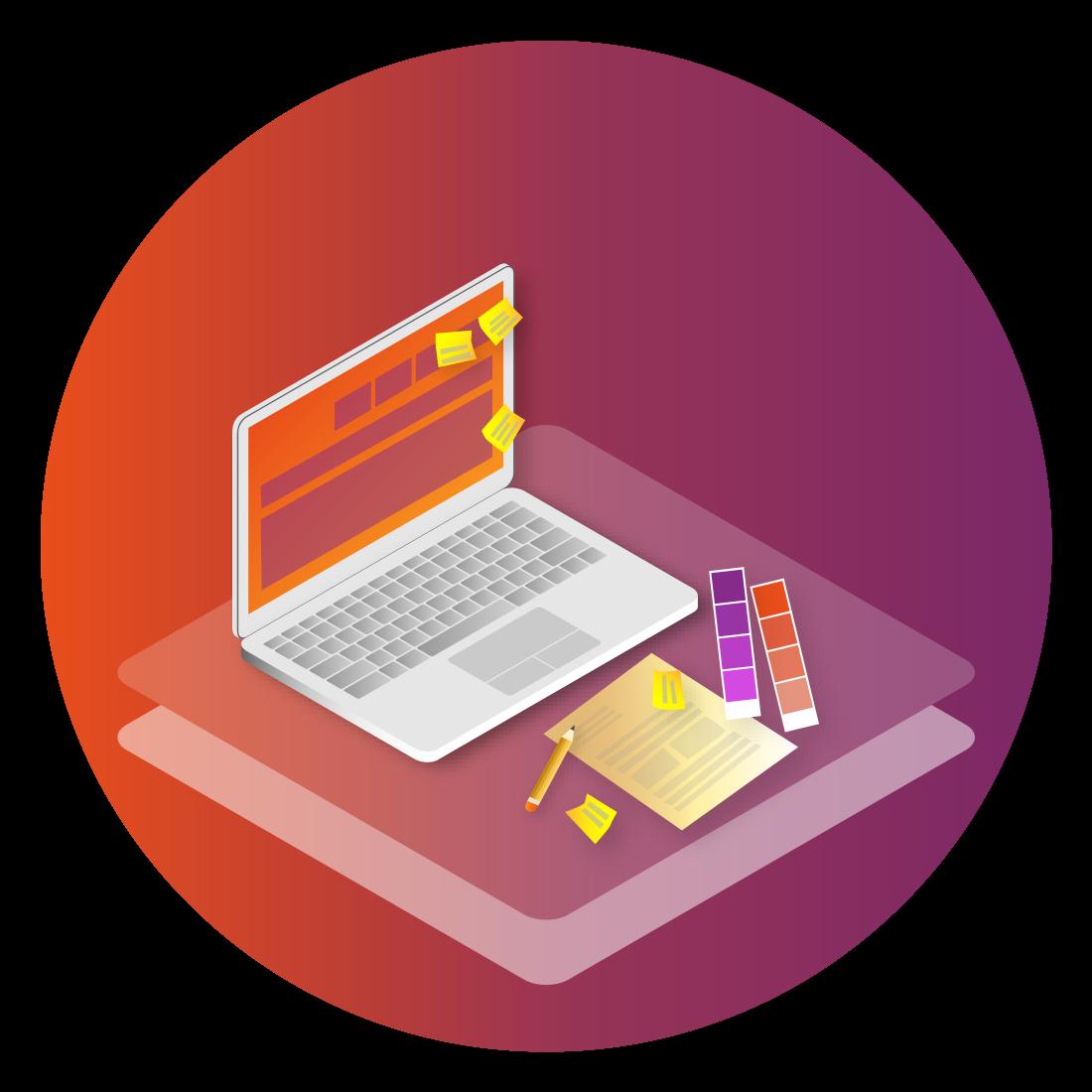 service image design